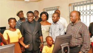 Dr. Kwame Kyei Supports Dawa Community