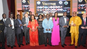 "UNITY GROUP BOSS INDUCTED INTO GHANA ENTREPRENEUR AWARDS ""HALL OF FAME"""